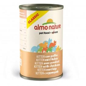 Almo Nature Classic Katzenfutter 24x140g