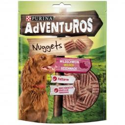 AdVENTuROS Nuggets fettarm Wildschweingeschmack