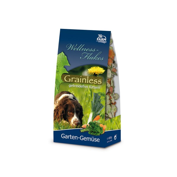 JR Dog Hundesnack Grainless Vital Gemüse-Beet 125g