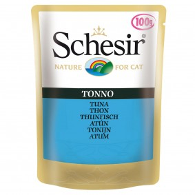 Schesir Cat Thunfisch in Jelly