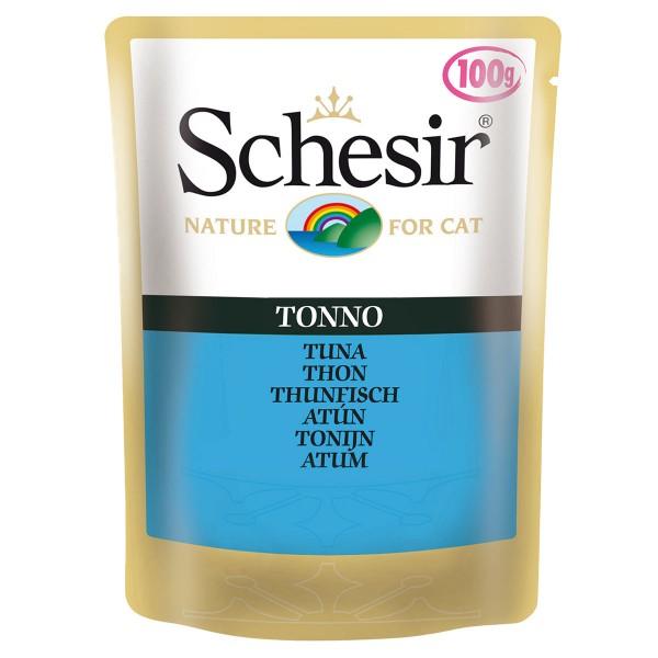 Schesir Cat Thunfisch in Jelly - 100g