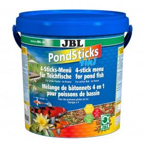 JBL Teichfischfutter PondSticks 4in1