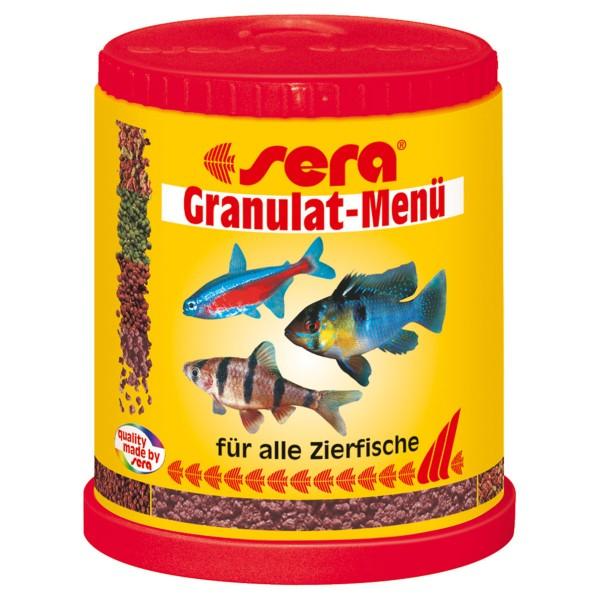 sera Granulat-Menü 150ml