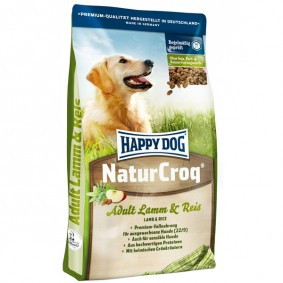 Happy Dog NaturCroq Lamm und Reis