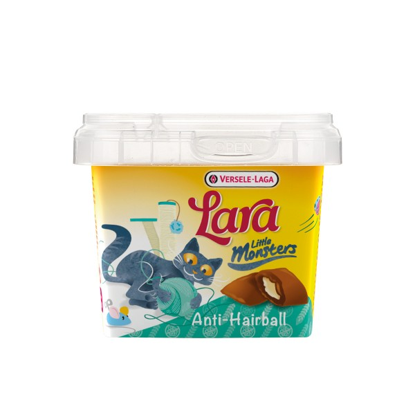 Versele-Laga Lara Little Monsters Crock Anti Hairball 75g