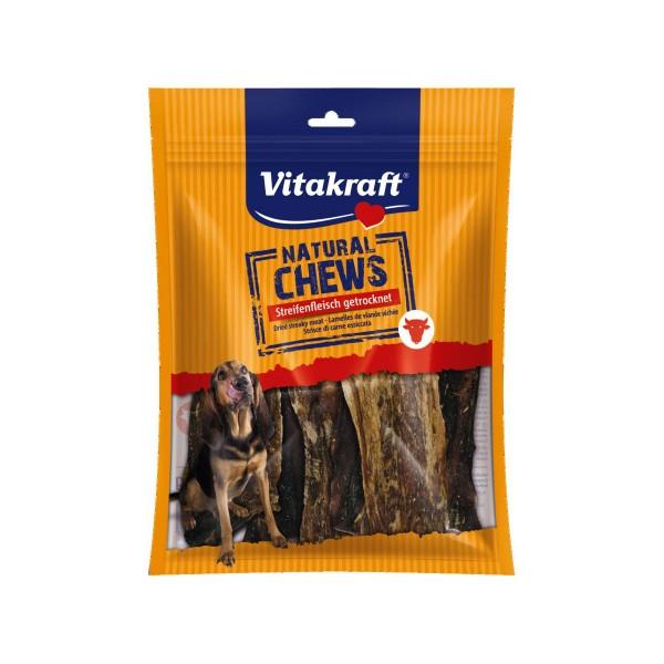 Vitakraft Natural Chews Streifenfleisch getrocknet 200g