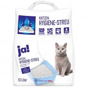 ja! Katzen Hygiene-Streu