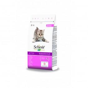 Schesir Cat Kitten Huhn Trockenfutter