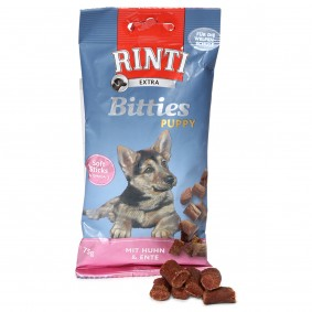 Rinti Extra Bitties Puppy Huhn & Ente