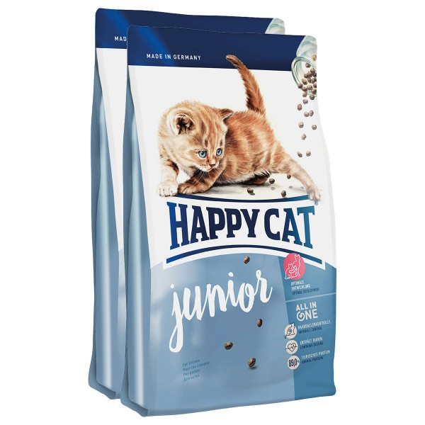 Happy Cat Supreme 2x10kg