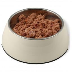 Landfleisch Hundefutter Dog Junior Huhn, Ente und Kartoffeln