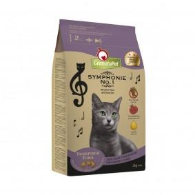 GranataPet Katzen-Trockenfutter Symphonie No. 1 Thunfisch