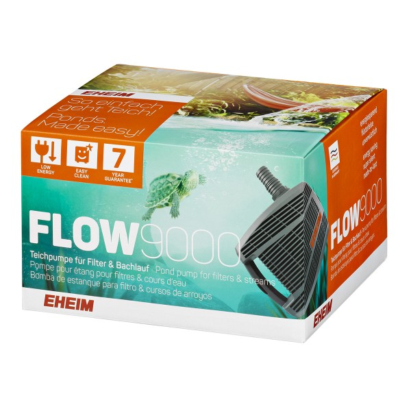Teichpumpe Flow - 9000
