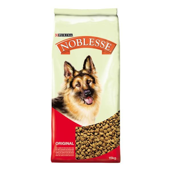 Purina Noblesse Hundefutter Original 15kg