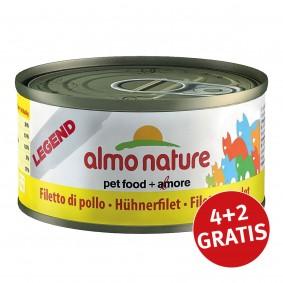 Almo Nature Legend Cat Megapack Hühnerfilet