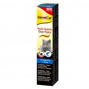 Gimborn GimCat Multi-Vitamin Duo Paste Thunfisch + 12 Vitamine 50g Sale Angebote Haidemühl
