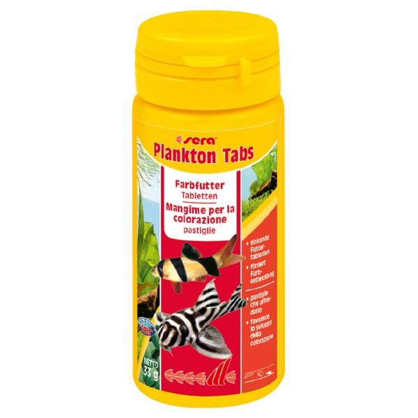 Sera Plankton Tabs - 130 Tabletten (50ml)