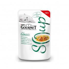 GOURMET Soup Classic mit Huhn und Gemüse in feiner Brühe