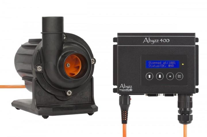 Haustier: Abyzz Förderpumpe A400 10 Meter Leitung