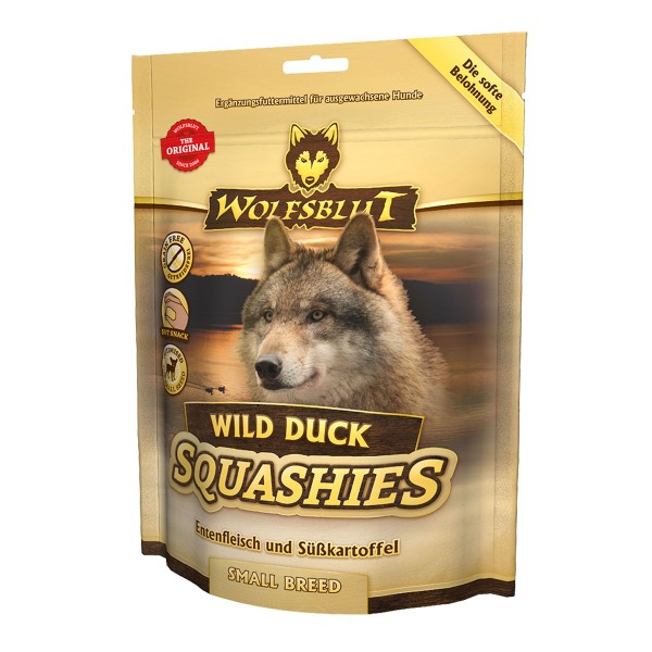Wolfsblut Squashies Wild Duck Small Breed