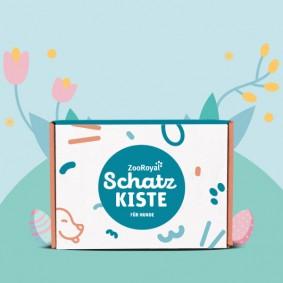 ZooRoyal Schatzkiste - box plný překvapení pro psy