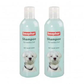 Beaphar šampon pro bílou srst, 2 x 250 ml