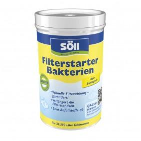 Söll startovací bakterie pro filtr