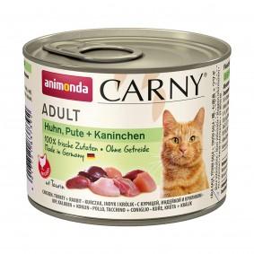 Animonda Carny Adult Huhn, Pute & Kaninchen