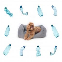 Project Blu Eco Hundebett Adria grau