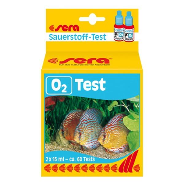 sera Sauerstoff O2-Test
