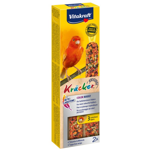 Vitakraft Kräcker Color Boost