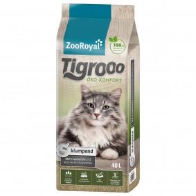 ZooRoyal Tigrooo Öko-Komfort Klumpstreu