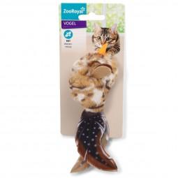 ZooRoyal Vogel mit Katzenminze