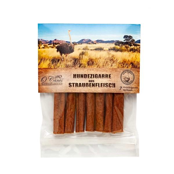 O´Canis Premium 7er Zigarre 100% Strauß