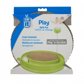 Catit Design Play Ersatz-Kratzmatte für Play 'n Scratch
