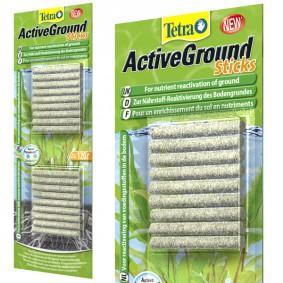 Tetra Pflanzendünger ActiveGround Sticks