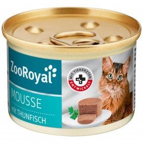 ZooRoyal Mousse mit Thunfisch