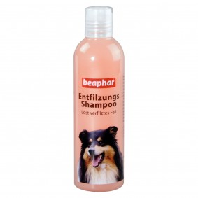 beaphar Entfilzungs-Shampoo für Hunde 250ml