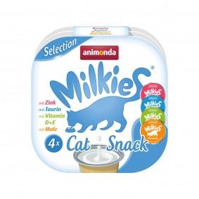animonda Milkies Adult Selection 4 Cups 4x15g