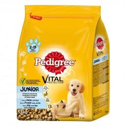 Pedigree Vital Protection Junior mit Huhn+Reis 3kg