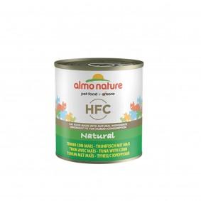 Almo Nature HFC Natural Cat Thunfisch mit Mais