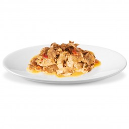 GOURMET Nature's Creations reich an Huhn