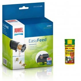 Juwel EasyFeed +  JBL Novo GranomMic Click 250ml