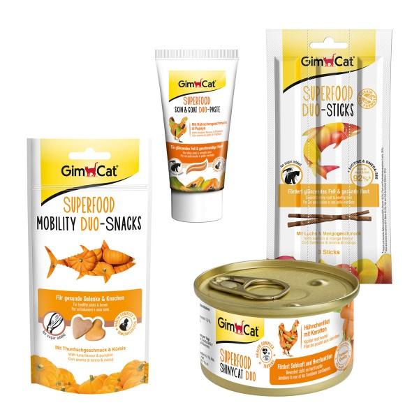 GimCat Superfood Probierpaket Mix 3