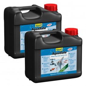 Tetra Wasseraufbereiter AquaSafe 2x5l