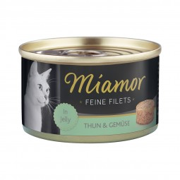 Miamor FF in Jelly Mixtray Dose 12x100g