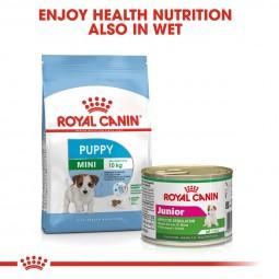 ROYAL CANIN MINI Puppy Trockenfutter für Welpen kleiner Hunderassen
