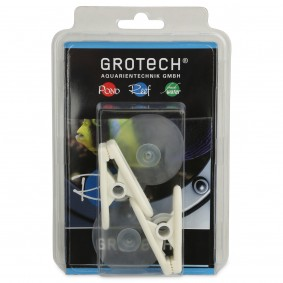 GroTech Futterclip / Foodclip 2 Stck