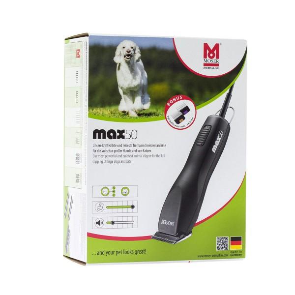 Moser Schermaschine Max 50