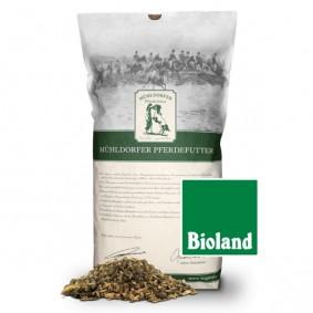 Mühldorfer Bio-Pferdefutter Bio-Kräuter Müsli 20kg
